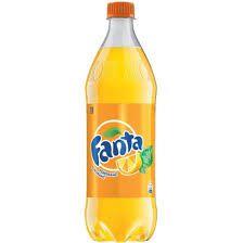 Fanta pomeranč 1,25 litr