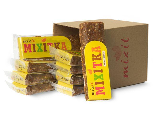 Mixitky BEZ LEPKU - Jablko + skořice 3ks