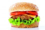 Zobrazit detail - Monster Cheeseburger 300g masa! + hranolky zdarma