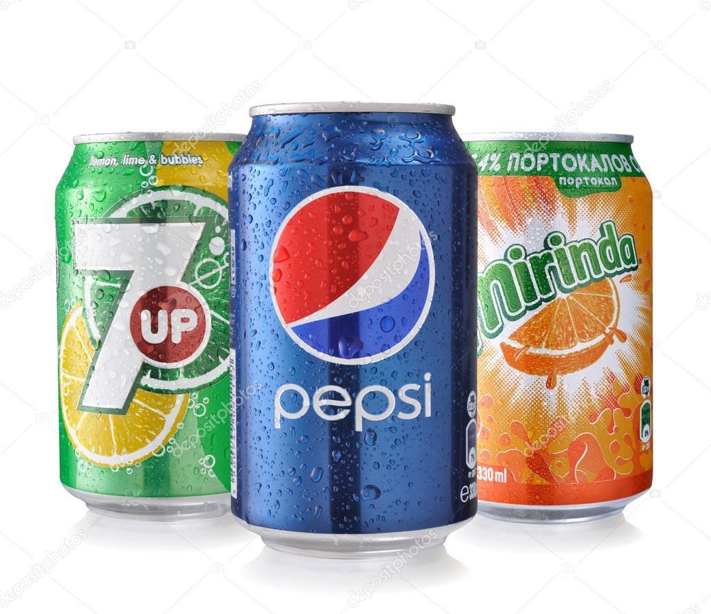 Mirinda,Pepsi nebo 7Up k pizze za 10 Kč K jedné pizze jedna plechovka !!!!!!!!!!!!!!!