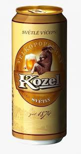 Pivo Kozel 10% 500ml plech