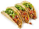 Zobrazit detail - Tacos s vepřovým masem - Box plný ingrediencí. Namixujte si podle fantazie